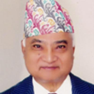 Dr. Mohan Man Sainju