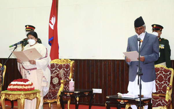 Political Transition in Nepal: A look into Nepal-India relations