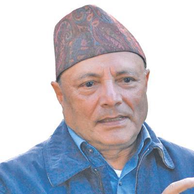 Dr. Bhekh Bahadur Thapa