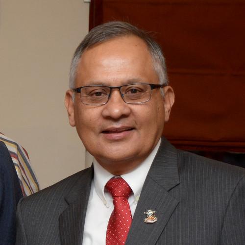 Dr. Prem Jung Thapa