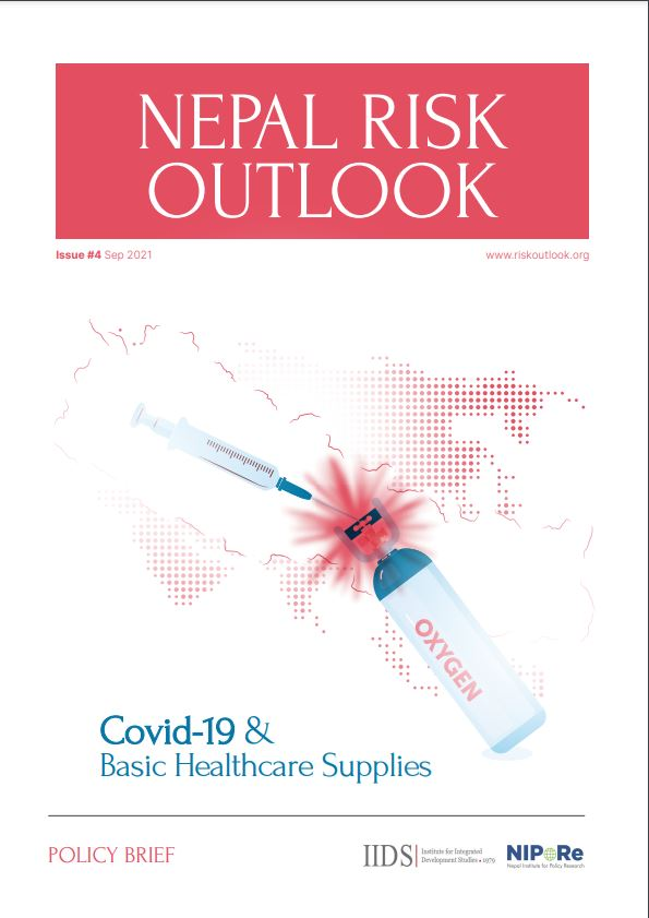 Nepal Risk Outlook-A Policy Brief #4