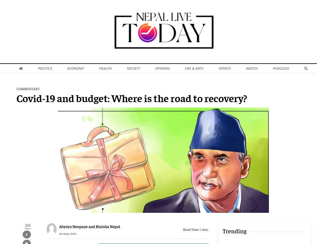Covid-19 and budget: Where is the road to recovery?